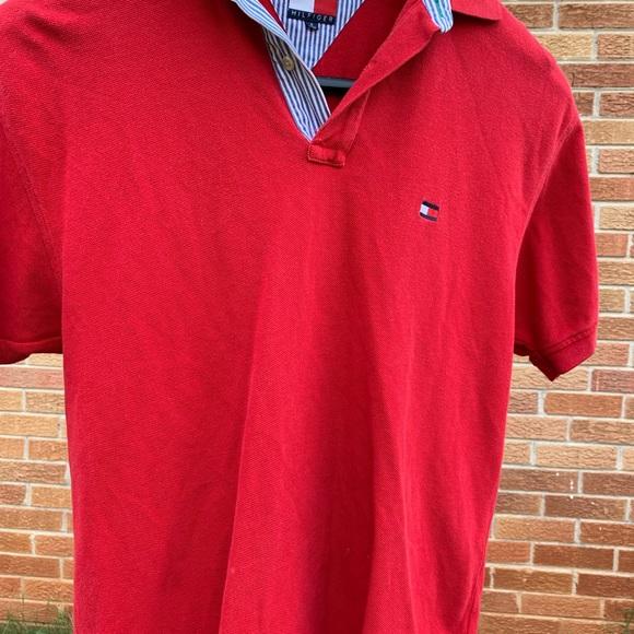 21ab7cac Tommy Hilfiger Shirts | Polo | Poshmark